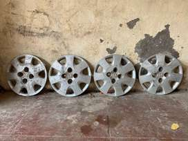Honda city original 14 inch wheel caps