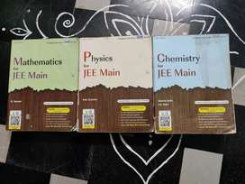 JEE materials cengage
