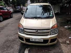 Maruti Suzuki Wagon R LXI, 2007, Petrol