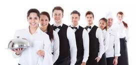 Wanted Hospitality Professionals