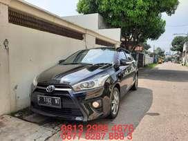 Toyota yaris 2016 G AT matic kondisi Istimewa