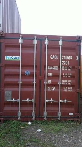 Ready Container dan Portacamp Murah