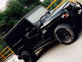 Mahindra Thar 2017 Diesel 20000 Km Driven