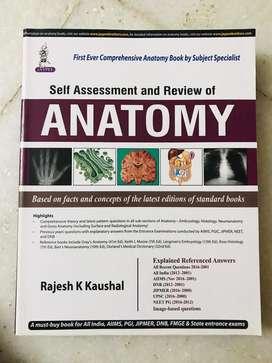 Rajesh Kaushal Anatomy neet pg