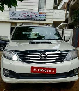 Toyota Fortuner 3.0 4x2 Manual, 2013, Diesel