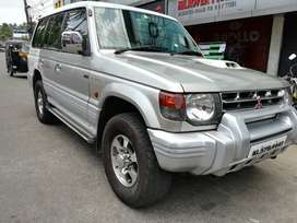 Pajero 2007 model, 2.8l with Super Select 4x4wd