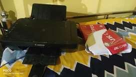 Canon E410 Printer