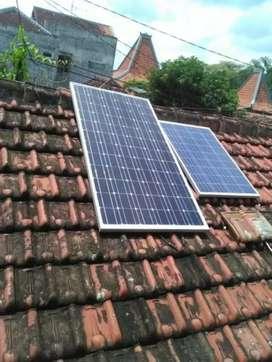 Solar Panel Listrik Tenaga Surya