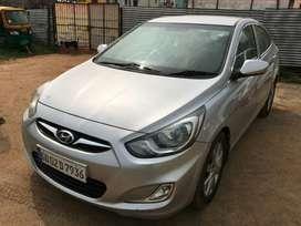 Hyundai Verna Fluidic 1.6 CRDi SX Automatic, 2014, Diesel