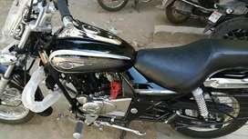 Bajaj avenger 220 black