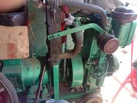 Disel engine generator 5kva