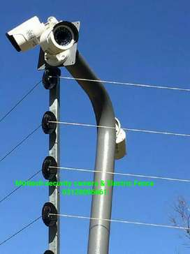 CCTV & ELECTRIC FENCE