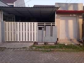 Rumah Siap Huni di Perumahan Kahuripan Nirwana Tengah Kota Sidoarjo