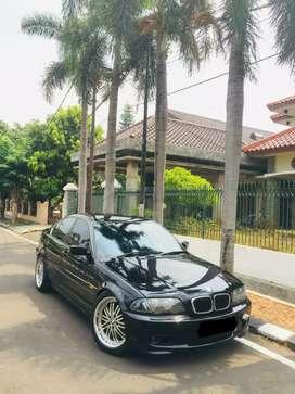 BMW 318i E46 M43,Velg18 Celong,Bemper Full Mtech,Ganteng Maximal