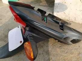 Bajaj Platina 2013 Model complete Tail