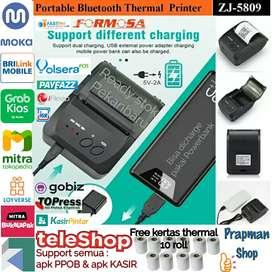 New Arrival Printer Bluetooth Thermal ZJ-5809