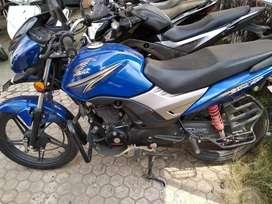 Honda shine good condition single onr