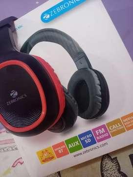 ZEBRONICS ZEB-THUNDER Headphones