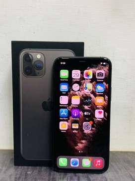 Apple Iphone 11 Pro 256GB Spacegrey Warranty