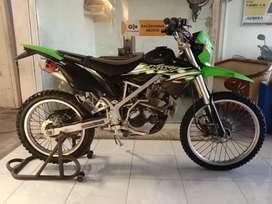 Kawasaki KLX BF 150 thn 2019 / Bali dharma motor