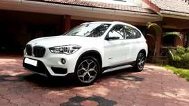 Bmw X1 2017 well maintained excelent condition doctor owned