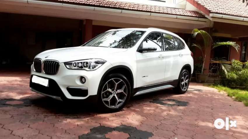 Bmw X1 2017 well maintained excelent condition doctor owned 0