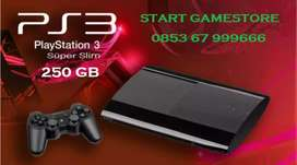 PS3 Super Slim HDD 250GB Harga Promo