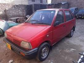 Mehran for sale 90 model