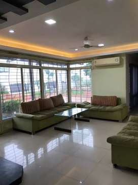 3bhk furnished flat available only for family and job class near regar