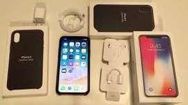 Apple I phone x with ( 64) gb c.o.d