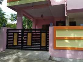 Newly built house in 1 BHK & 1 RK for rent