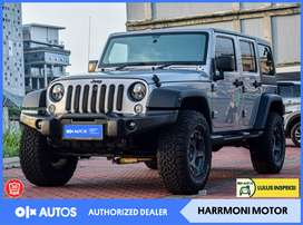 [OLXAD] Jeep Wrangler Sport 4 Door 2.8AT Solar 2014 #PartnerTerpercaya