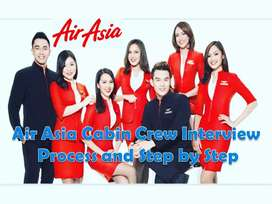 Air Hostess/ Cabin Crew for Male and Female