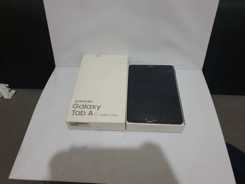 samsung tab A 10in with spen
