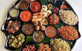 Mrs Mukherjee's kitchen