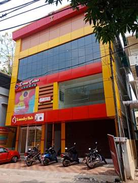 palarivattom near highway 1.09lakh monthly income commercial building