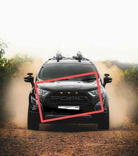 Ford 2018 -2021 ecosport front grill with led