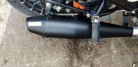 New silencer