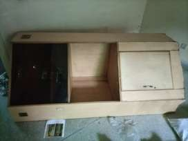 Almost 6ft cupboard