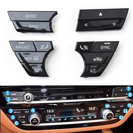BMW 5-7 Series G30 G38   Dashboard  Ac Control Push Button Replacement