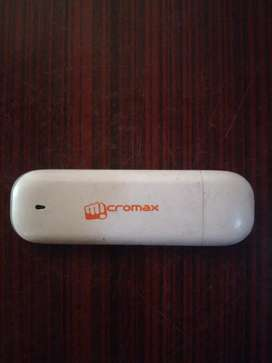 3G micromax  dongle
