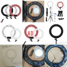 Ringlight digital tempeture 18inch whit stand