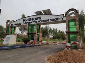 One Kanal plot in ICHS
