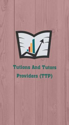 Tutions & Tutors Providers
