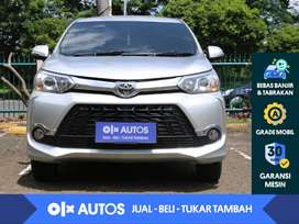 [OLX Autos] Toyota Avanza 1.5 Veloz A/T 2016 Silver