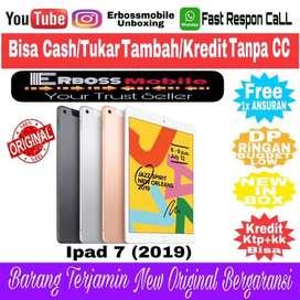 "SPesiaL TemPat Kredit DP ipad 7 [2019/10""/128GB/Wifi+4G] New Apple"