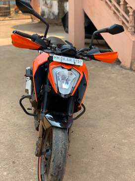 KTM DUKE 250,model is in excellent condition,used by owner(myself)only