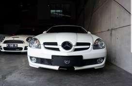Mercedes Benz SLK300 Coupe Cabriolet Convertible 2010/2011 SLK 300