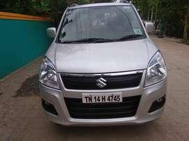 Maruti Suzuki Wagon R Wagonr VXI + AMT, 2014, Petrol