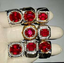 Natural Ruby mozambiq